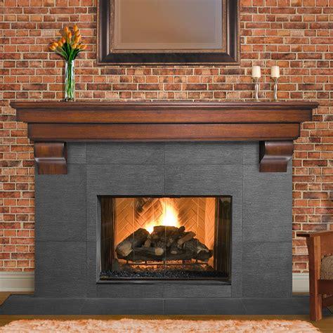 Smart Ideas Fireplace Mantel Shelf ? The Homy Design