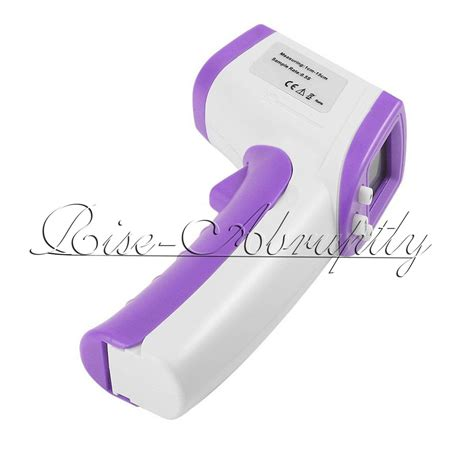 Baby Child Temperature Gun Non Contact Infrared Laser lcd digital ir infrared thermometer baby non contact laser temperature gun ebay