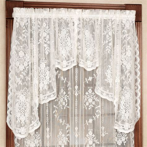rue de france curtains curtain enchanting lace curtain irish for adorable home