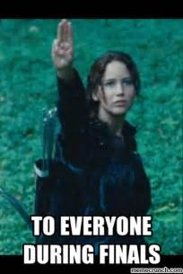 Hunger Games Meme - hunger games hand sign