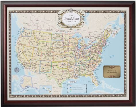 usa travel map maps update 33162120 usa travel map with states road