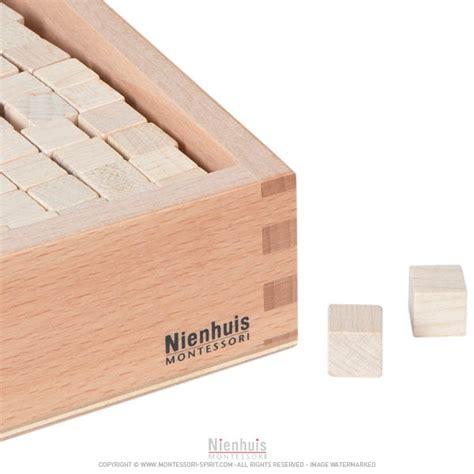 Boite A Rangement 2722 by Boite Avec Cubes Pour La Tour Montessori Spirit