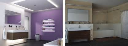 Led Beleuchtung Im Badezimmer Innovative L 246 Sungen Andries Bad W 228 Rme Amp Fliesen