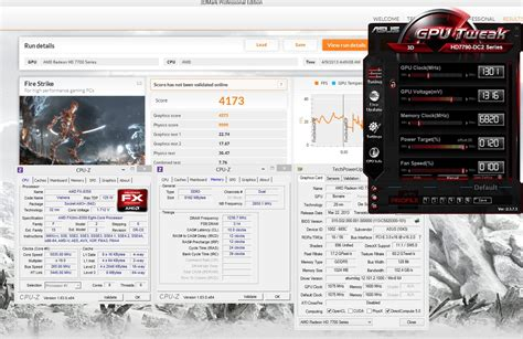 Laptop Asus Amd Fx 8350 หน าท 22 asus radeon hd7790 directcu ii oc on amd fx 8350 vmodtech review overclock