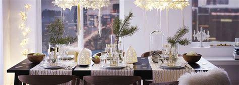 tavole preparate per natale addobbare la casa e la tavola per le feste cose di casa