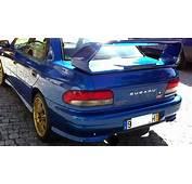 Subaru 555 2001 Impreza WRX UK300 By Prodrive WR