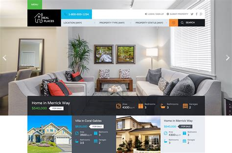 40 best real estate themes for agencies