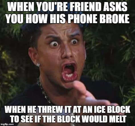 Broke Meme - dj pauly d meme imgflip