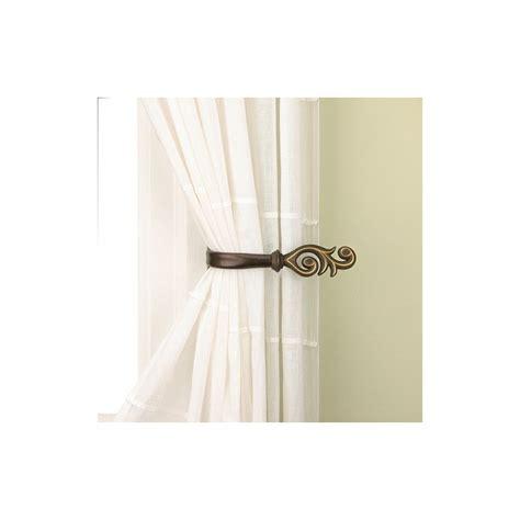 Flourish Holdback   Curtain Drapery.com