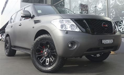 nissan patrol rims nissan patrol wheels and rims tempe tyres