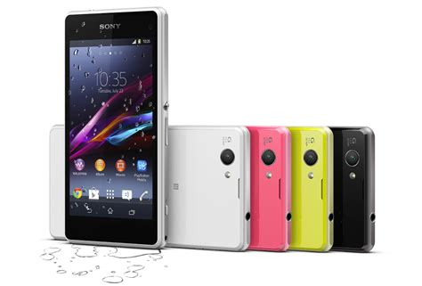 sony compact xperia z1 compact phone sony mobile global uk