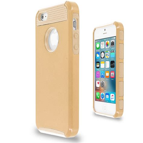 Hardcase Ipanky For Iphone 5 for apple iphone 5 5s se hybrid 2 slim armor cover accessory ebay