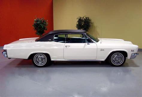 Upholstery And General 1966 Chevrolet Caprice 2 Door Hardtop 102693