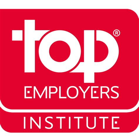 best employer top employers institute