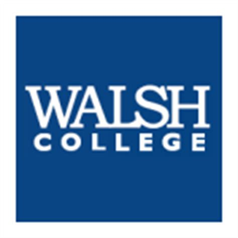 Walsh College Mba Program by Business Administration Logo