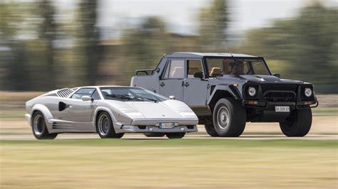 Lamborghini Lm 002 by The Time We Drove A Lamborghini Lm002 Top Gear