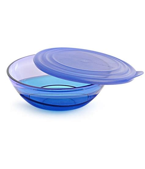 Tupperware Eleganzia Bowl tupperware eleganzia bowl 600 ml buy at best