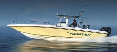 fountain boat dealers fountain 38 sportfish cc tournament edition boat max