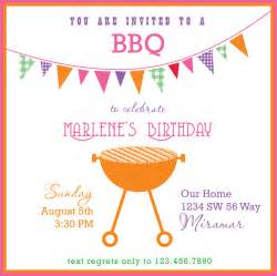 marlene pattern designs blog birthday bbq invitation