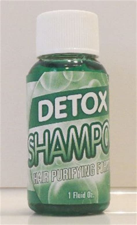 Detox Yellow Hair by Cleansing Detox Shoo Ultra Products