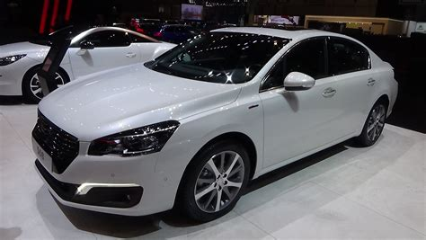 peugeot 2016 models 2016 peugeot 508 pictures information and specs auto