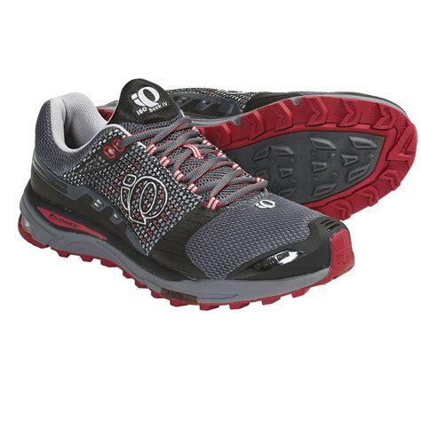 pearl izumi trail running shoes pearl izumi isoseek iv trail running shoes for