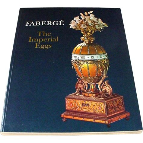 faberge egg picture book faberge imperial eggs book from san diego exhibition