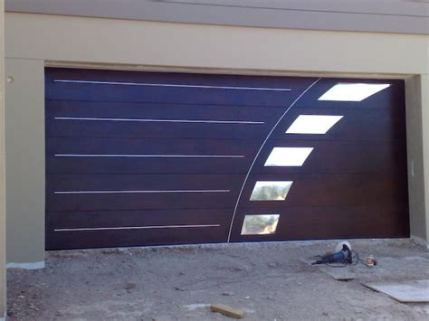 Exterior Garage Door by Modern Details To Bring Emphasis To Your Garage Freshome