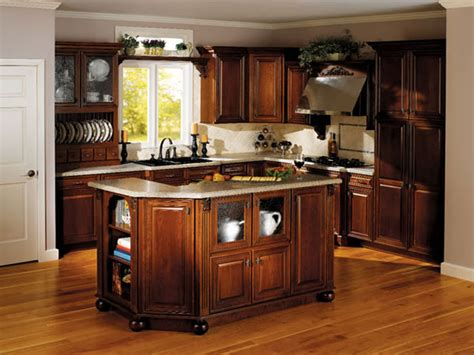 Quality Kitchen Cabinets by Impressive Quality Kitchen Cabinets 3 Burgundy Kitchen