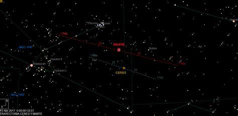 imagenes extrañas en el cielo 2017 astrof 237 sica y f 237 sica el cielo a simple vista en abril 2017