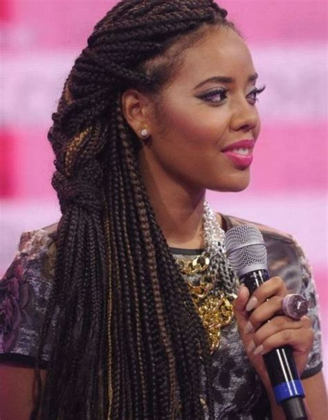 box braids designs 72 box braids hairstyles with instructions and images