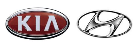 hyundai kia logo kia and hyundai voluntarily adjust fuel economy ratings
