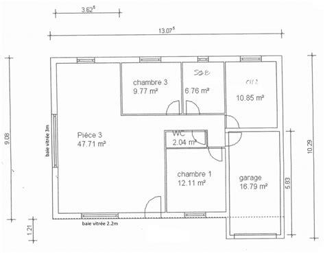 last tweets about plan de simple 3 chambres