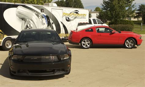 2011 mustang gt procharger now shipping 2011 5 0 mustang procharger systems and