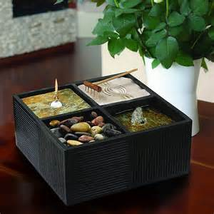 Office Zen Garden Tranquila All In One Zen Garden The Green