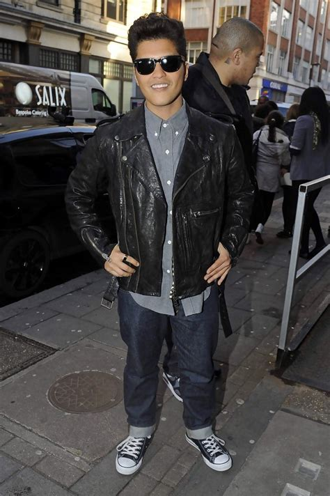 Sepatu Versace Brown By Myshoeid bruno mars leather jacket bruno mars clothes looks