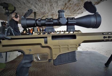 barrett m98b new from barrett 98b fieldcraft rifle the about guns