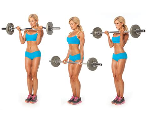 the 30 day challenge for and toned arms