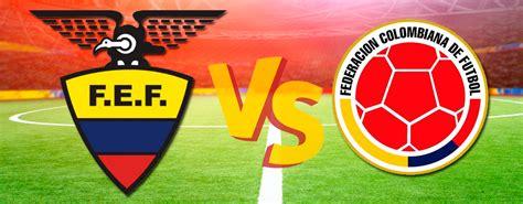 alineaciones colombia vs eliminatorias colombia 191 cu 225 ndo y a qu 233 hora juegan colombia vs ecuador