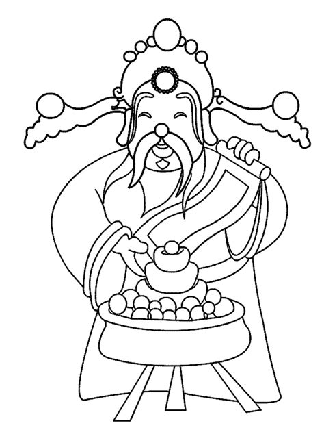 free coloring pages chinese new year 2015 chinese new year color pages az coloring pages