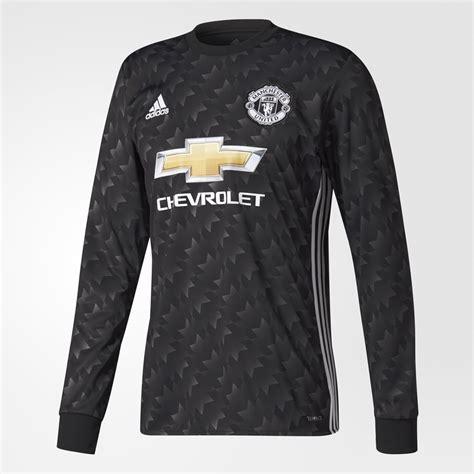 Manchester United Away 2012 Longsleeve adidas manchester united away mens sleeve jersey 2017 2018 adidas from excell sports uk
