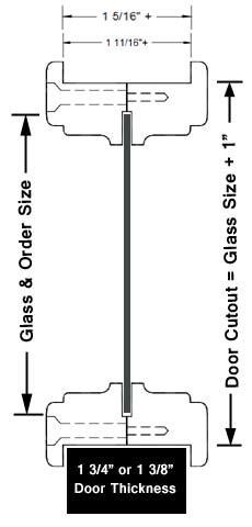 interior doors cut to size diy door store door glass inserts and frames shop