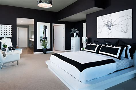 black and white themed bedroom modern black and white bedroom designs decor ideasdecor