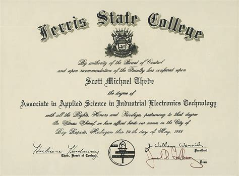 Is Mba Applied Degree by Degrees Portfolio For M Thede