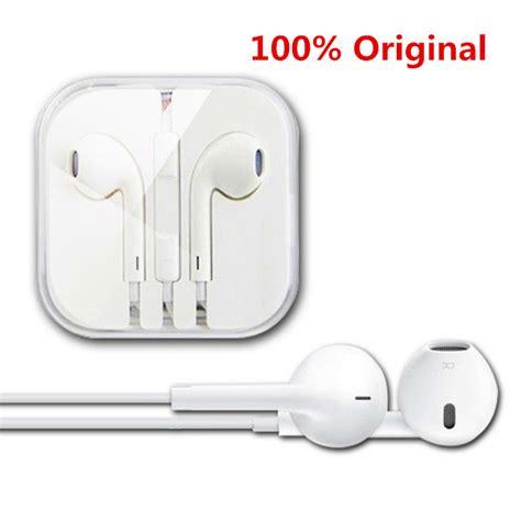 Headset Earfhone Iphone 567 Original buy wholesale apple earpods from china apple earpods wholesalers aliexpress