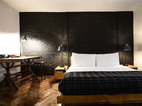 black painted bedroom walls 23 brick wall designs decor ideas for bedroom design trends premium psd vector