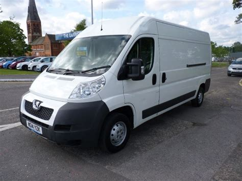 peugeot boxer for sale used white peugeot boxer for sale hshire