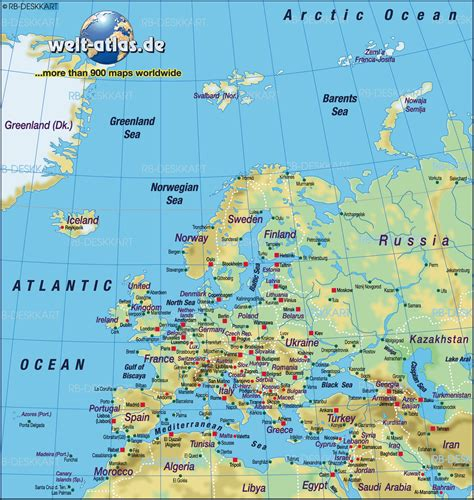 atlas europe map europe world atlas map