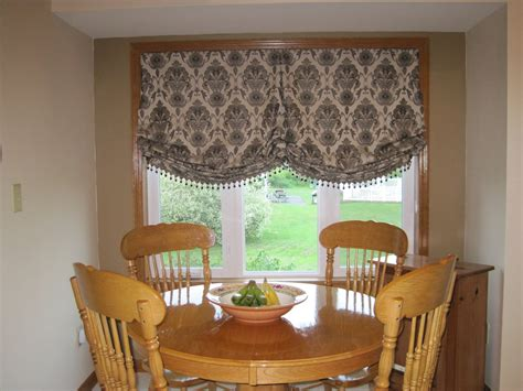 Balloon Curtains And Shades Go With Balloon Shades Installation For Your Windows Decorifusta