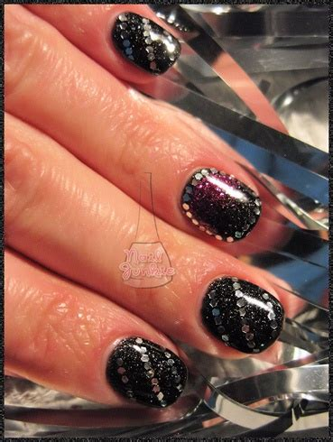 gel nail for new year new years gel nail gallery